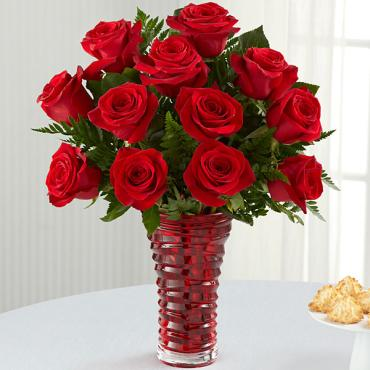 The In Love with Red Roses™ Bouquet