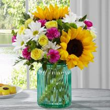 Sunlit Meadows Bouquet by Better Homes and Gardens®