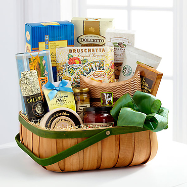 The Heartfelt Sympathies? Gourmet Basket