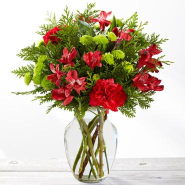 The Holiday Happenings™ Bouquet