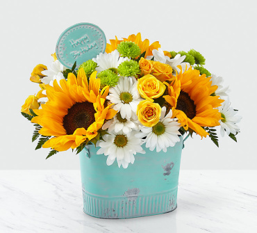 Birthday Bliss Bouquet