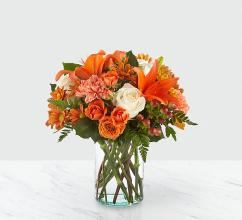 The Falling for Autumn Bouquet