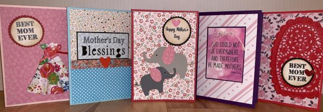 Mother\'s Day Card (From Us) Group B