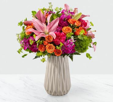 Pretty and Poised Bouquet