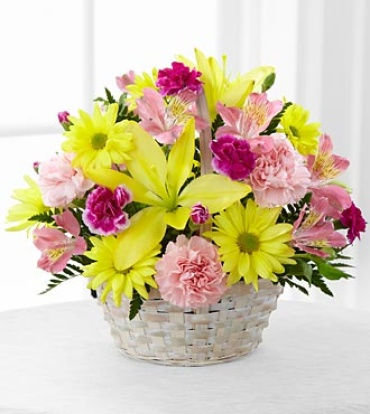 The Basket of Cheer® Bouquet