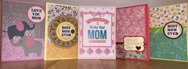 Mother\'s Day Card (From Us) Group A