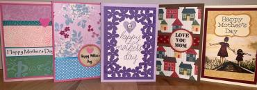 Mother\'s Day Card (From Me) Group D