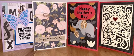 Mother\'s Day Card (From Me) Group C