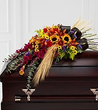The Glorious Garden? Casket Spray