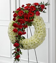 The Graceful Tribute™ Wreath